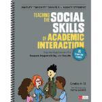【预订】Teaching the Social Skills of Academic Interaction, Gra