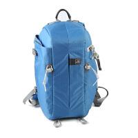 20180525203400297驼盟双肩单反相机包单反背包 轻盈防盗旅行摄影包带内胆 天蓝色