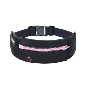 AIRTEX/亚特 耳机线孔设计防水 运动迷你隐形腰包 英国时尚户外