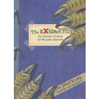 Extinct Files, The灭绝的档案 ISBN 9781554533862