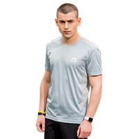 【2件4折】361度男装夏季新款短袖半袖休闲透气运动361圆领短T恤男