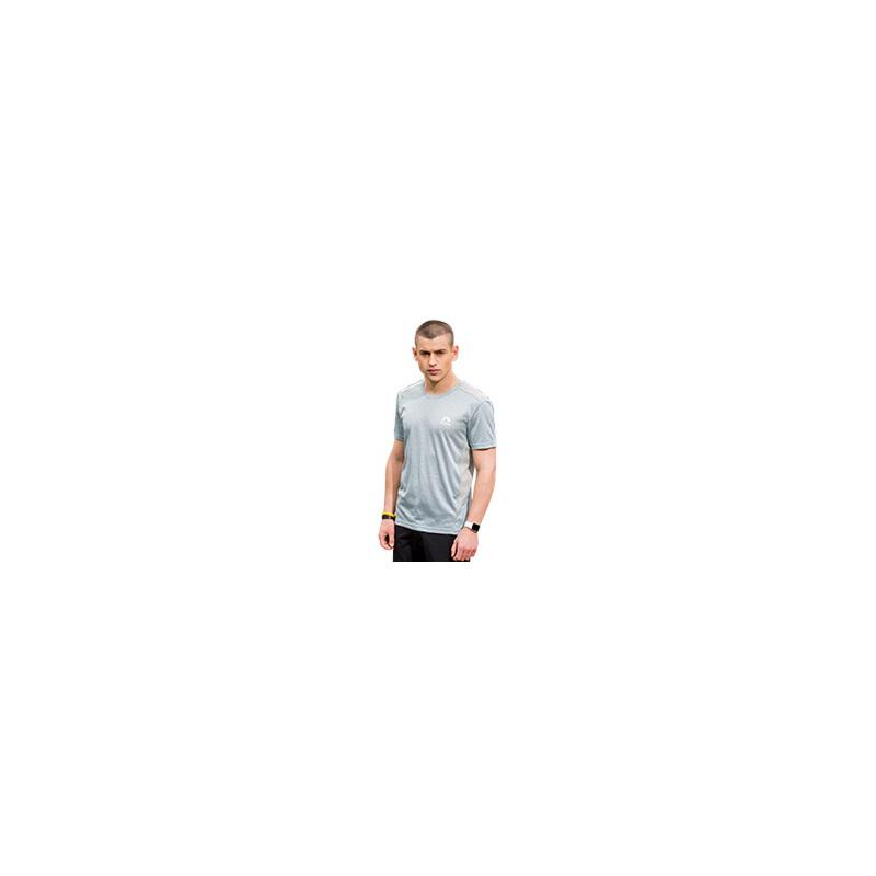 361度男装夏季新款短袖半袖休闲透气运动361圆领短T恤男