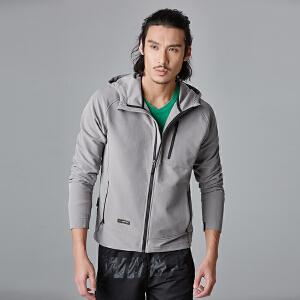 AIRTEX亚特户外软壳冲锋衣男款防风保暖夹克外套