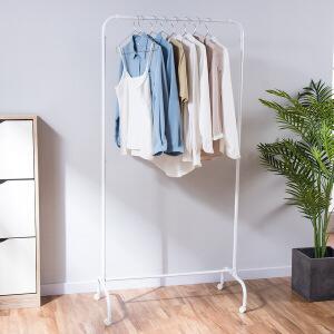 【领券】ORZ 创意时尚铁艺落地/坐地式包包挂架 卧室内挂衣架衣架子衣帽架