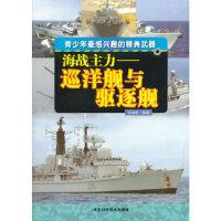 海战主力巡洋舰与驱逐舰( 青少年感兴趣的精典武器) 宋学军 9787537559003