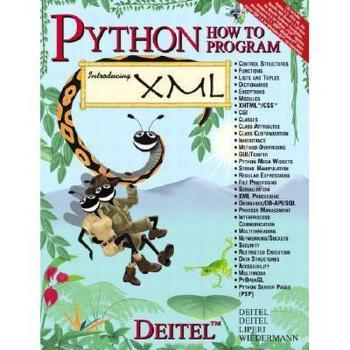 【预订】Python: Parts A & B [With CDROM] 美国库房发货,通常付款后3-5周到货!