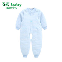 歌歌宝贝宝宝冬装婴儿衣服棉袄套装男女棉衣2件套装