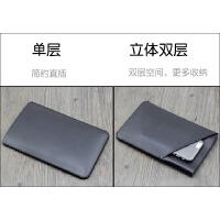 小米平板4平板电脑保护套4plus内胆包 袋2018款 米pad4代电脑皮套 米4单层款 黑色