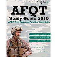 【预订】Afqt Study Guide 2015: Afqt Test Prep and Practice Ques