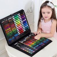 儿童画笔套装小学生水彩笔学习文具绘画用品生日美术工具女孩礼物