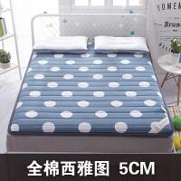 夏季床�|1.8m床�稳�W生宿舍1.2榻榻米1.5m�p人海�d粗布面床�|子