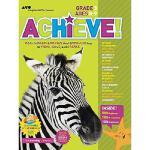【预订】Achieve! Grade 3: Think. Play. Achieve!