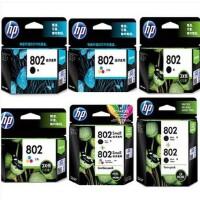 HP惠普802S黑色墨盒 CH561ZZ墨盒 惠普802墨盒 HP1000打印机墨盒 HP2050一体机墨盒 HP20