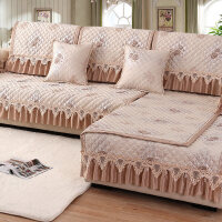 20180706195809748欧式沙发垫四季布艺防滑沙发罩全盖坐垫全包�f能套简约现代通用