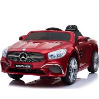 ?儿童电动车四轮汽车遥控玩具车可坐人小孩婴儿带摇摆宝宝奔驰童车