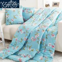 抱枕被子两用靠垫纯棉沙发办公室折叠午睡靠枕头被汽车内小空调被