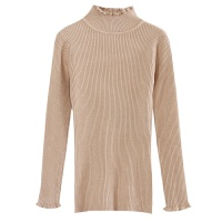 秋冬女装针织衫修身上衣内搭紧身打底衫长袖加厚半高领毛衣女短款