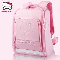 Hello Kitty凯蒂猫 KT1021粉红 韩版小学生书包女童EVA精品儿童书包 当当自营
