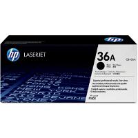 惠普原装正品 hp CB436A黑色激光打印硒鼓 hp36A墨粉盒 惠普hp LaserJet P1505 P1505