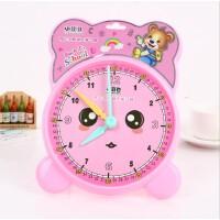 大号儿童钟表学习器早教时钟教具小学生认识时间钟表学具益智玩具