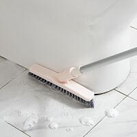 卫生间长柄清洁刷 可伸缩杆硬毛刷子缝隙刷 浴室瓷砖清洁刷地板刷