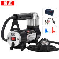 大功率车载充气泵便携汽车轮胎打气泵 12V电动车用打气筒