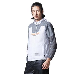 AIRTEX亚特登山运动户外跑步健身防晒抗紫外线男式皮肤风衣