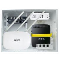 弱电箱家用套装多媒体集线布线信息箱模块暗装光纤入户配电箱 m9i