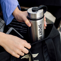 大容量保温杯950ml户外运动水壶男女不锈钢车载旅行水杯茶