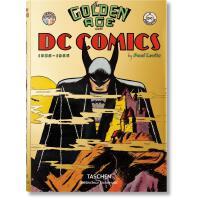 塔森出版 DC漫画黄金年代 英文原版 THE GOLDEN AGE OF DC COMICS NEW 精装