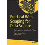 【预订】Practical Web Scraping for Data Science 9781484235812