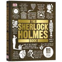 DK夏洛克福尔摩斯百科全书 英文原版 The Sherlock Holmes Book 英文版原版书籍 精装进口英语书