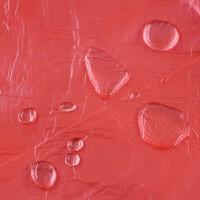 一次性餐桌布塑料薄膜台布加厚结婚庆红色白色透明长方形圆桌家用