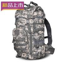 2018大容量防水多功能旅行男女双肩包旅游军迷户外登山包野营徒步背囊