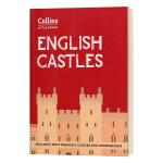 【99任选5】英国城堡 英文原版 English Castles 英国建筑历史内 含精美全彩照片 英文版 进口原版英语历