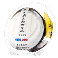 果不离 生榨椰子冻椰子味布丁果冻休闲零食甜品膏300g*2份【1箱】