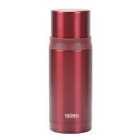 [当当自营]THERMOS膳魔师 350ml红色不锈钢保温杯 FEI-351-R