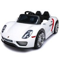 儿童电动车四轮童车汽车可坐宝宝玩具遥控汽车婴幼儿摇摆车