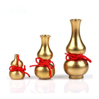 铜葫芦挂件 葫芦福禄工艺品家居装饰摆件