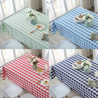 田园桌布方桌餐布长方形酒店茶几布台布简约餐桌布布艺