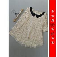 [84-207]599女士打底衫女装雪纺衫0.27