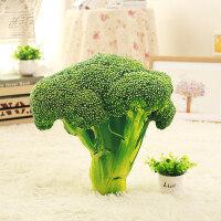 创意仿真蔬菜生姜抱枕3D毛绒趴睡枕食物办公室午休棉靠背腰靠垫 50-60cm