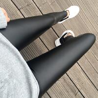 保暖裤秋冬打底裤孕妇皮裤冬季厚绒外穿裤子秋季新款冬装