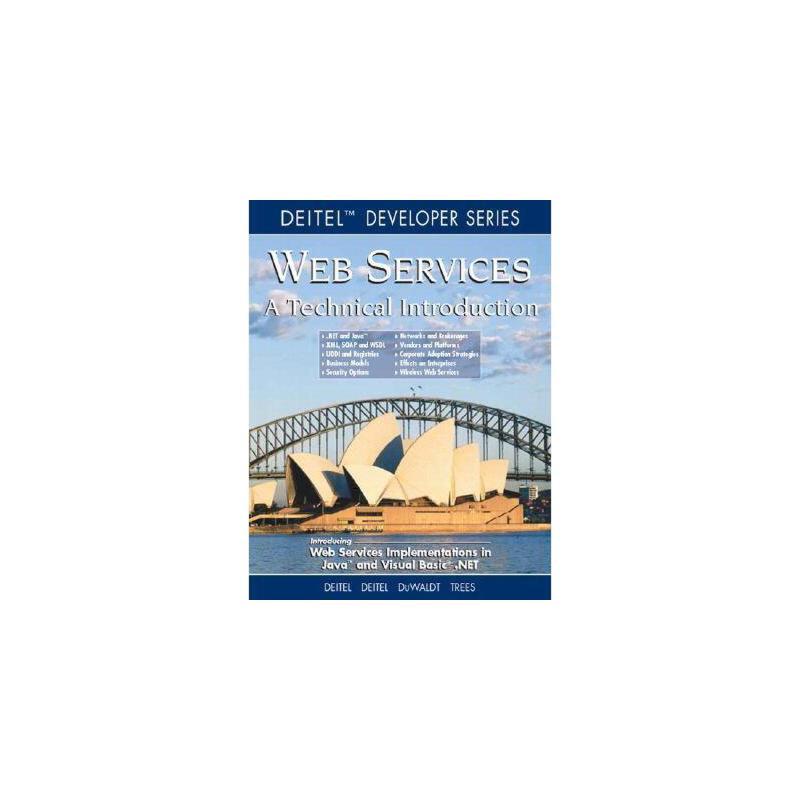 【预订】Web Services: A Technical Introduction 美国库房发货,通常付款后3-5周到货!