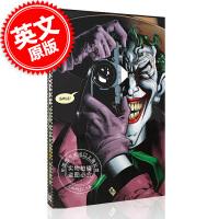 现货 蝙蝠侠:致命玩笑 30周年纪念版 英文原版 Absolute Batman: The Killing Joke