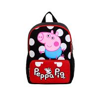 20180705180945858书包幼儿园中大班儿童男女童4-6岁小学生1-2年级小猪佩奇双肩背包