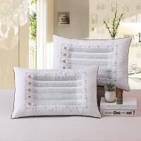 20191222033753456决明子枕头一对枕套家用护颈单人双人保健枕芯助眠枕荞麦薰衣草枕