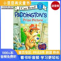 英文原版 Paddington's Prize Picture [4-8岁]