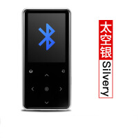 mp3mp4蓝牙无损音乐播放器触摸屏迷你学生插卡随身听 8GB