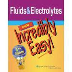 【预订】Lww Fluids & Electrolytes Mie 5e Text; Plus Hinkle 13e